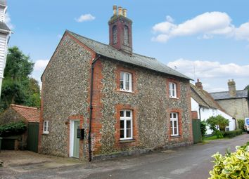 Thumbnail 3 bedroom detached house to rent in Mill Lane, Linton, Cambridge