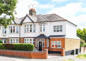 Thumbnail 5 bed semi-detached house for sale in St. Barnabas Road, Woodford Green