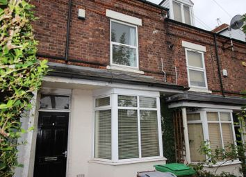 Thumbnail 4 bedroom terraced house to rent in Dale Terrace, Sneinton, Nottingham