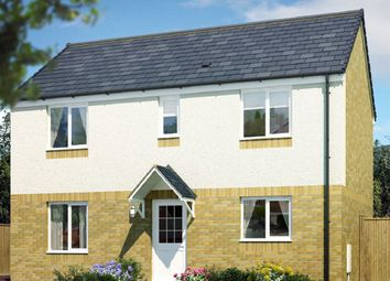 "Thumbnail 3 bed detached house for sale in ""The Dunblane"" at Lochview Terrace, Gartcosh, Glasgow"