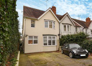 Thumbnail 2 bed maisonette for sale in Kendrick Road, Reading, Berkshire