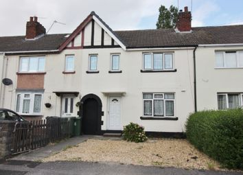 Thumbnail 2 bed town house for sale in Howe Crescent, Willenhall