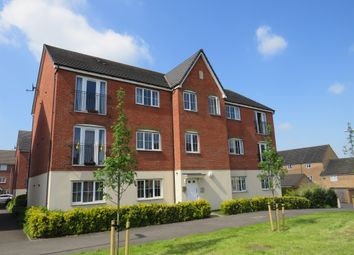 Thumbnail 2 bed flat for sale in Wessington Court, Grantham