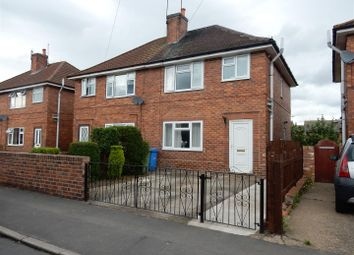 Thumbnail 3 bed semi-detached house for sale in Radford Street, Worksop