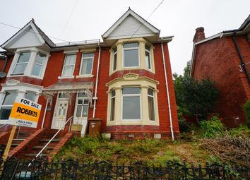Thumbnail 4 bed semi-detached house for sale in Gelli Crescent, Risca, Newport