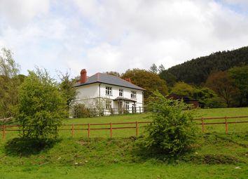Thumbnail 4 bed detached house for sale in Pont Gwaith Yr Haearn Farm Lane, Blackwood