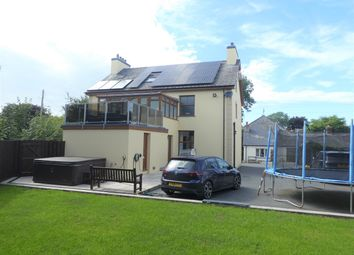 Thumbnail 6 bed detached house for sale in Caerwedros, Nr New Quay