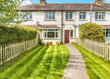 Thumbnail 3 bed terraced house for sale in Firs Avenue, Felpham, Bognor Regis, West Sussex
