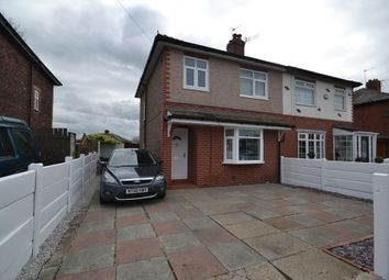 Thumbnail 3 bed semi-detached house for sale in Sherwood Avenue, Tyldesley, Manchester
