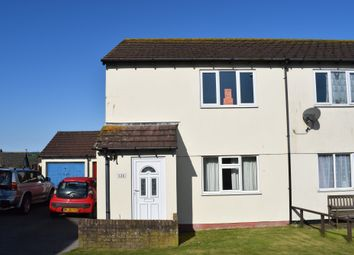Thumbnail 1 bed flat for sale in Pendeen Park, Helston