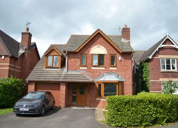 Thumbnail 4 bed detached house for sale in Cwm Cadno, Margam Village, Port Talbot, Neath Port Talbot.