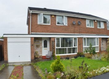 Thumbnail 3 bed semi-detached house for sale in Sycamore Grove, Prudhoe