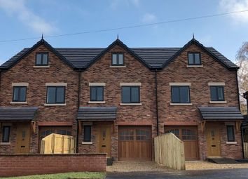 Thumbnail 4 bed town house for sale in The Hollies, 115B, Coppice Road, Poynton, Stockport, Cheshire