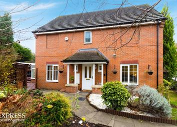 Thumbnail 4 bed detached house for sale in Musson Close, Marston Green, Birmingham, West Midlands