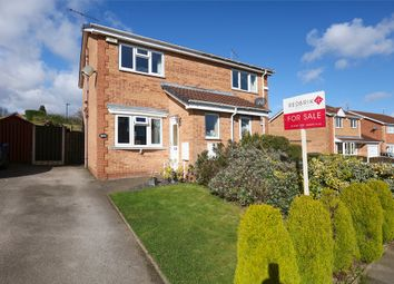 Thumbnail 2 bedroom semi-detached house for sale in Malham Grove, Halfway, Sheffield