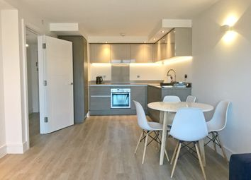 Thumbnail 1 bed flat to rent in 112 Station Road, London