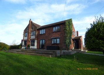 Thumbnail 5 bed detached house to rent in Wash Lane, Burgh St Peter, Beccles
