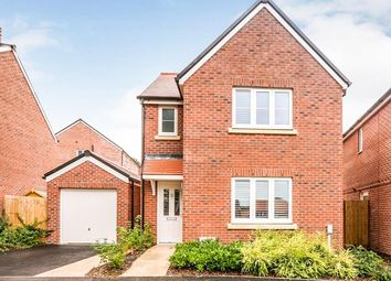 Thumbnail 3 bed detached house for sale in Parish Edge, Blandford St. Mary, Blandford Forum
