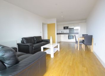 Thumbnail 2 bed flat for sale in Connaught Heights, 2 Agnes George Walk, London