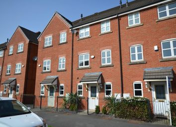 Thumbnail 4 bed town house for sale in Portland Road, Chapelford Village, Warrington