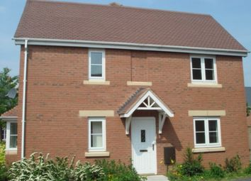 Thumbnail 3 bed detached house to rent in Dorney Road, Swindon