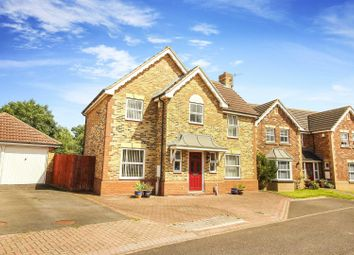 4 bed detached house for sale in Butterburn Close, High Heaton, Newcastle Upon Tyne NE7