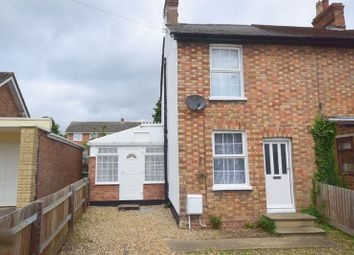 Thumbnail 2 bed cottage for sale in Buckingham Road, Bletchley, Milton Keynes