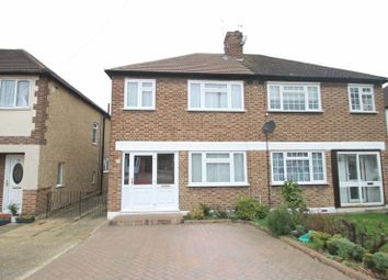Thumbnail 3 bed semi-detached house to rent in Parkfield Crescent, Ruislip, Middlesex