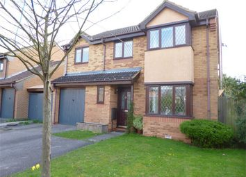 Thumbnail 4 bedroom detached house for sale in Medland Grove, Eynesbury, St. Neots