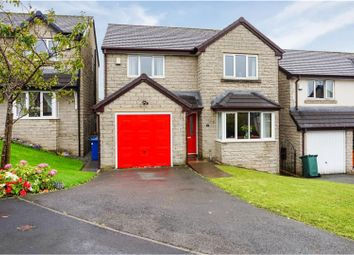 Thumbnail 4 bed detached house for sale in Rushmoor Close, Loveclough