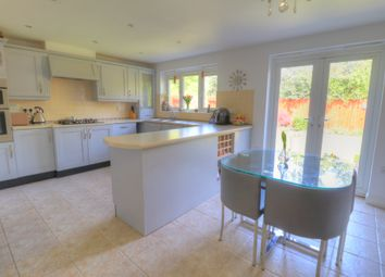 Thumbnail 5 bed detached house for sale in Millfield, Neston