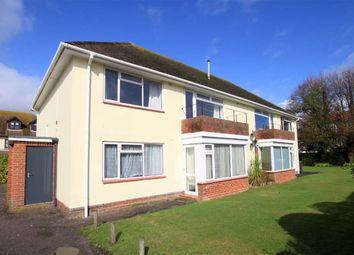 Thumbnail 2 bed flat for sale in Denham Court, 4 Wortley Road, Highcliffe, Christchurch, Dorset