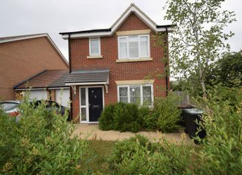 Thumbnail 3 bedroom detached house to rent in Rockfield Drive, Sundon Park Road, Luton