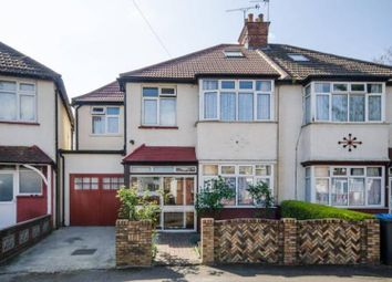 Thumbnail 5 bed semi-detached house for sale in Park Road, Wembley