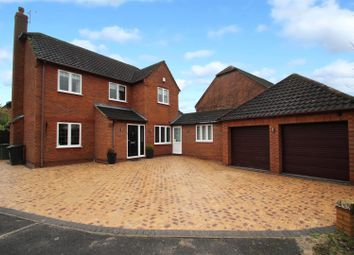 4 bed detached house for sale in Hoppner Close, Leicester LE4