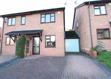Thumbnail 2 bedroom semi-detached house for sale in Warren Drive, Northway, Sedgley