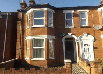 Thumbnail 3 bedroom property to rent in All Saints Road, Ipswich