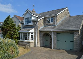 Thumbnail 4 bed detached house for sale in Heol Pentre Felin, Llantwit Major