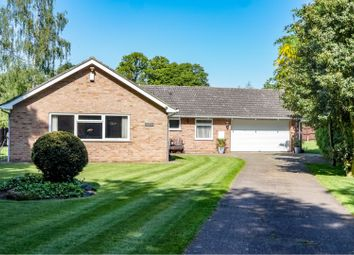 Thumbnail 4 bed detached bungalow for sale in 2 Cottage Lane, Lincoln