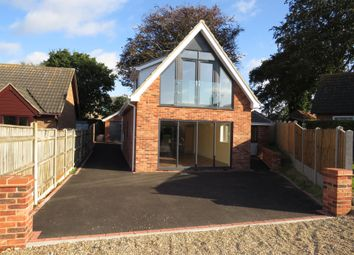 Thumbnail 3 bed bungalow for sale in Gilpin Road, Lowestoft
