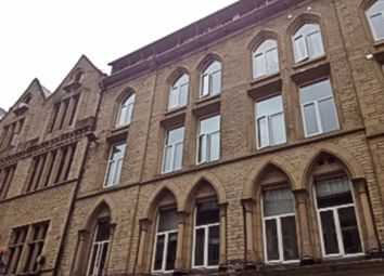 Thumbnail 1 bed flat for sale in Crown Street, Halifax