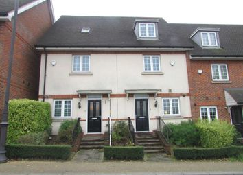 Thumbnail 3 bed town house to rent in Watford Road, Elstree, Borehamwood
