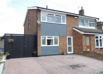 Thumbnail 3 bed semi-detached house to rent in Bents Close, Clapham, Bedford