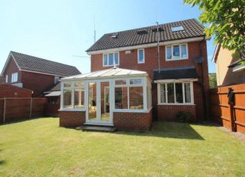 Thumbnail 4 bed detached house for sale in Gordon Godfrey Way, Horsford, Norwich