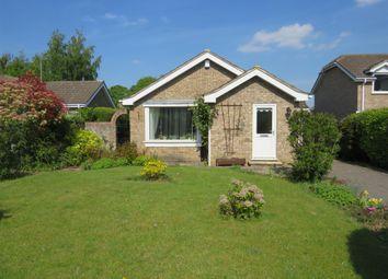 Thumbnail 2 bed detached bungalow for sale in Grange Close, Skelton, York