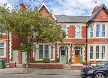 Thumbnail 4 bed detached house for sale in Amesbury Road, Penylan, Cardiff