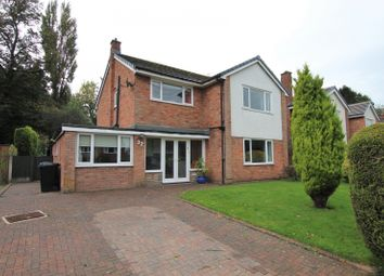 Thumbnail 4 bed detached house for sale in Melrose Crescent, Hale, Altrincham