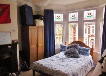 Thumbnail 3 bed terraced house to rent in Edington Avenue, Heath, Cardiff