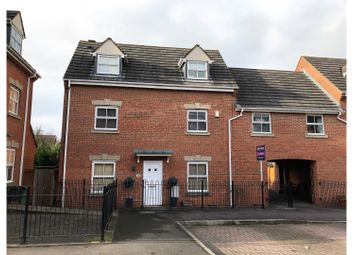 Thumbnail 4 bed semi-detached house for sale in Johnson Road, Emersons Green