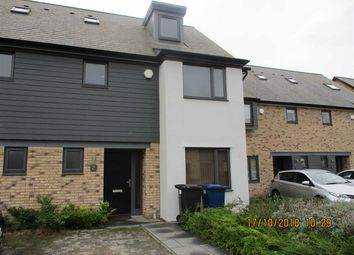 Thumbnail 3 bed semi-detached house to rent in Oldman Court, St. Ives, Huntingdon